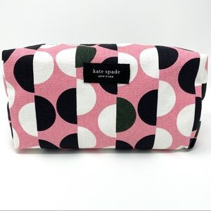 NEW KATE SPADE Multi Dot Pouch